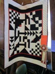 2nd Place Art Quilt: Wanda Niemi