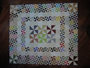 2009 Blackberry Jam Raffle Quilt