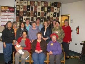 2012 bbjam raffle quilt group