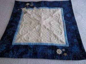 Auction Item for Blackberry Jam Quilt Show 2014