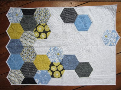 #19 Hexagon Quilt