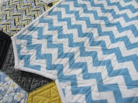 #19 - Hexagon Quilt