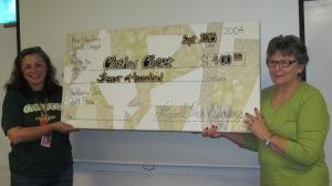 2015 donation