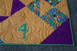#10:Baby Birthday Quilt