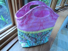 #2 - Small Pink Bunny Bag
