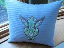 #5 - Bunny Pillow