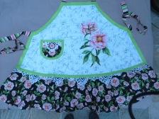 #6 - Floral Apron