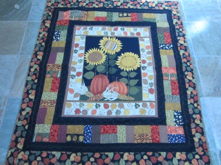 #8 - Sunflower Quilt