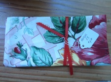 #11 - Set of 3 Cotton Napkins