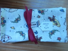 #13 - Set of 7 Cotton Napkins
