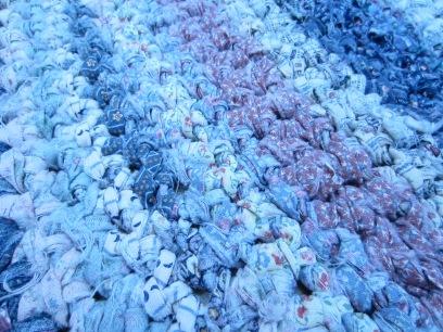 #17 - Closeup Wool Rug