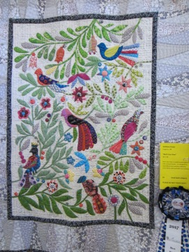 1st Place - Small Quilt
