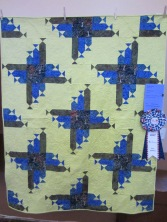 1st Place - Quilting